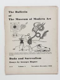 The Bulletin of the Museum of Modern Art